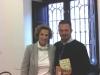 En Hay Festival Segovia 2012 con Julia Navarro