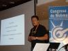 Charla en el congreso de Webmaster
