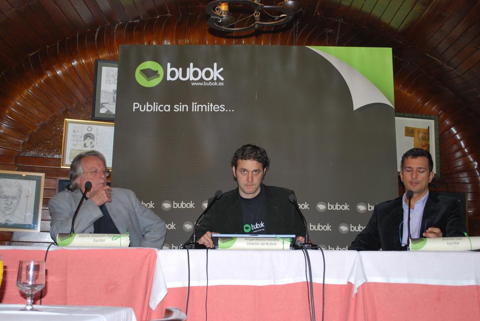 Bubok cumple dos años