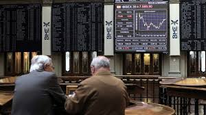 España prohibe las ventas a corto ¿y?
