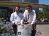 Con Angel María por Google